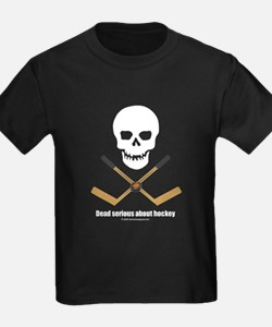 Dead Serious about hockey T