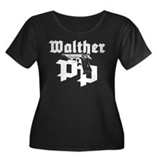 Walther PP Plus Size T-Shirt