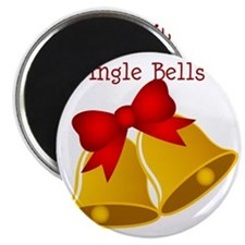 jingle bells Magnet