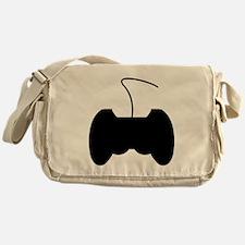 Video Game Controller Messenger Bag