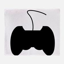 Video Game Controller Throw Blanket