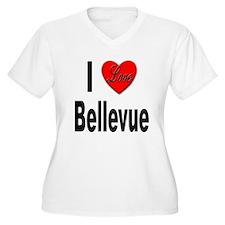 I Love Bellevue T-Shirt