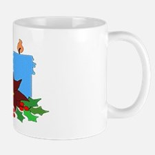 Holiday Candles Mug