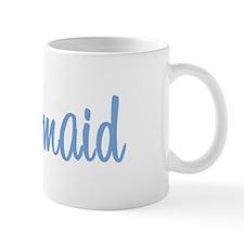 Bridesmaid - Blue Mug
