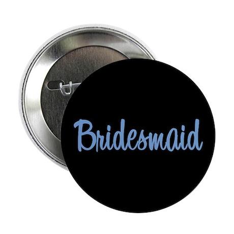 Bridesmaid - Blue Button
