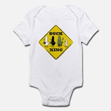 WTD: Duck Crossing Infant Bodysuit