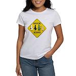 WTD: Duck Crossing Women's T-Shirt