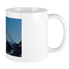 View of Matterhorn, Alps, in sunrise, b Mug