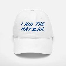 Matzah Blue Baseball Baseball Cap