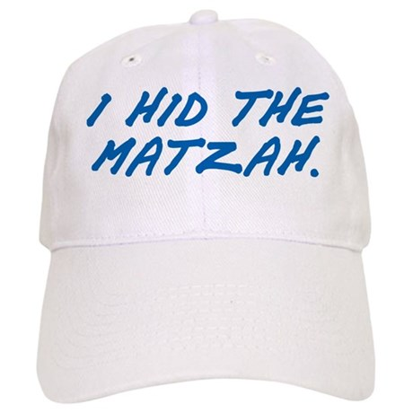 Matzah Blue Cap