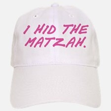 Matzah Pink Baseball Baseball Cap