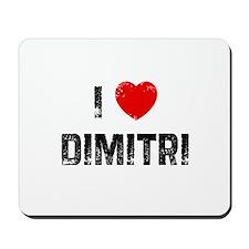 I * Dimitri Mousepad