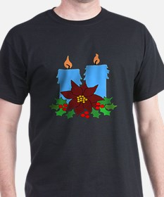 Holiday Candles T-Shirt