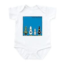 WTD: Blue Album Infant Bodysuit