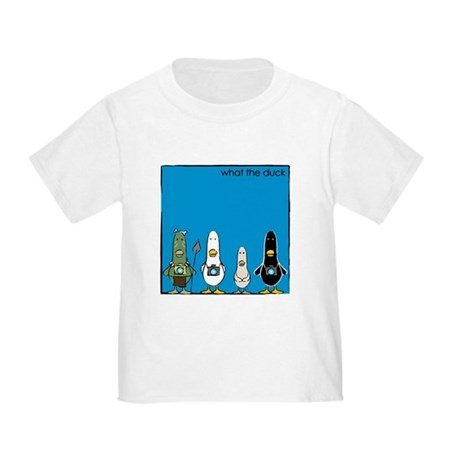WTD: Blue Album Toddler T-Shirt