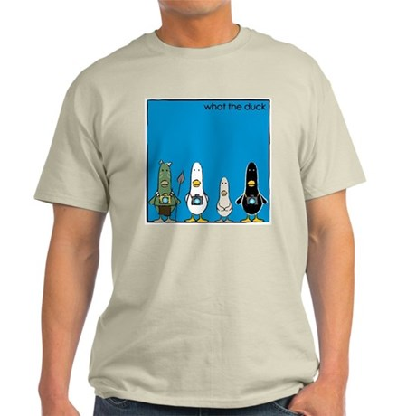 WTD: Blue Album Light T-Shirt