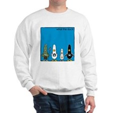 WTD: Blue Album Sweatshirt
