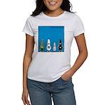 WTD: Blue Album Women's T-Shirt