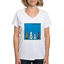 WTD: Blue Album Shirt