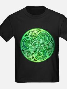 Celtic Triskele T