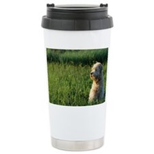 Soft Coated Wheaten Ter Travel Mug