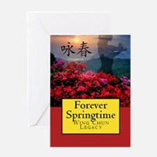 Forever Springtime Greeting Card