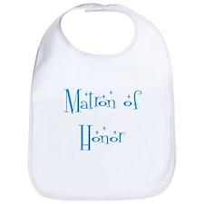 Matron of  Honor Bib