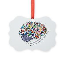 Mind-Life 1 Ornament