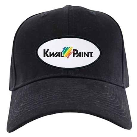 Kwal Paint Black Cap