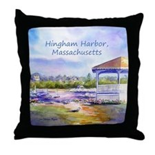 Hingham Harbor Throw Pillow