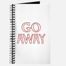 GO AWAY ! Journal