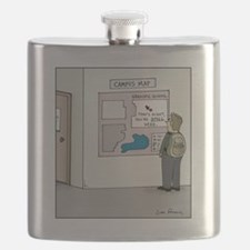 You are Still Here Flask