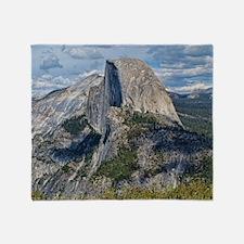 Helaines Yosemite Throw Blanket