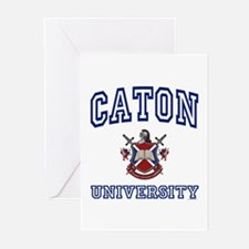 CATON University Greeting Cards (Pk of 10)
