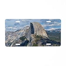 Helaines Yosemite Aluminum License Plate