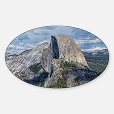 Helaines Yosemite Sticker (Oval)