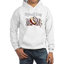 Flyball Dog Mom Hoodie
