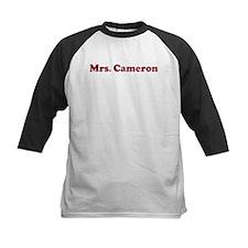 Mrs. Cameron Tee