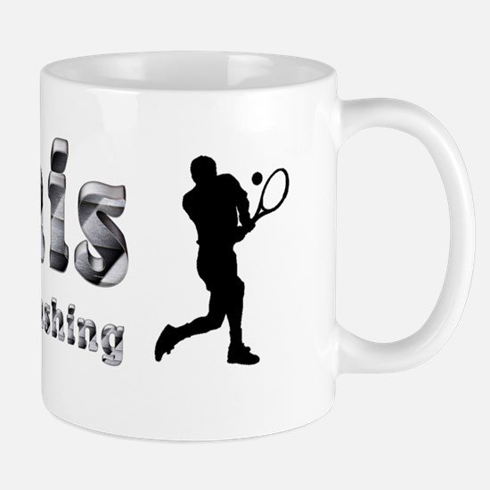 tennissmashingmcap Mug