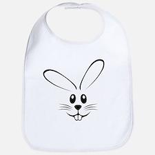 Rabbit Face Bib