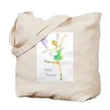 Tinkerbell Ballet Tote Bag