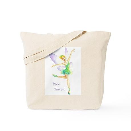 Tinkerbell Ballet Tote Bag