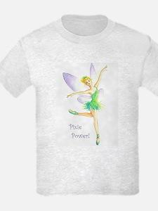 Tinkerbell Ballet T-Shirt