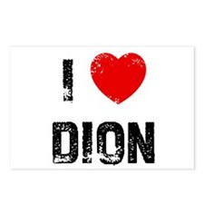 I * Dion Postcards (Package of 8)