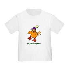 Happy Chicken Toddler T-Shirt