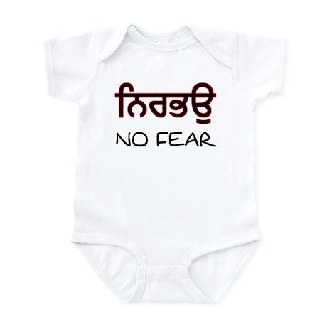 Nirbhau - No Fear Infant Bodysuit