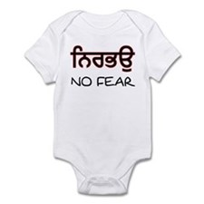 Nirbhau - No Fear Infant Bodysuit