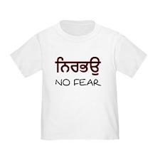 Nirbhau - No Fear T