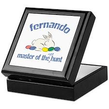 Easter Egg Hunt - Fernando Keepsake Box