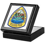 BIA Marijuana Recon Keepsake Box